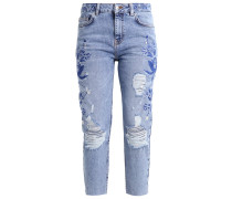TONAL - Jeans Slim Fit - middenim