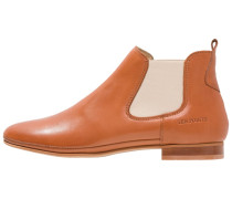 NEW TOULOUSE Ankle Boot cognac