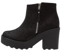 CHUBBY High Heel Stiefelette black
