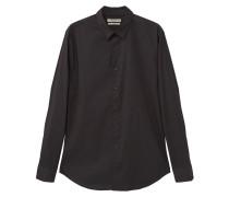 BLACK Hemd black