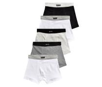 5 PACK - Panties - white