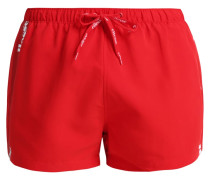 SCORFANO - Badeshorts - true red