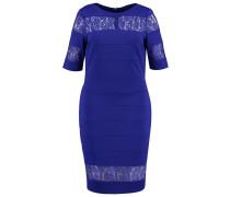Jerseykleid - bright blue