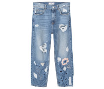 APRIL Jeans Relaxed Fit dark blue