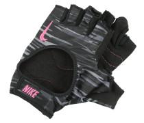 Fingerhandschuh anthracite/black/hyper pink
