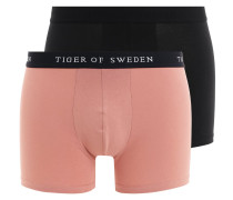 OSTLIHN 2 PACK - Panties - rosa/grau