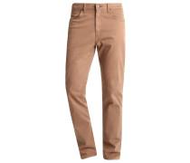 ARIZONA Jeans Straight Leg safari khaki wash