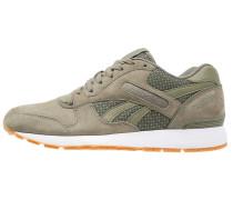 GL 6000 Sneaker low hunter green/classic white/fire spark
