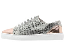 AMY LOVE Sneaker low white/rose chrome