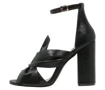 CANDY High Heel Sandaletten black