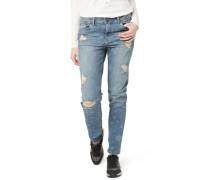 LIV Jeans Slim Fit mid laser wash