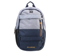 NO COMPLY - Tagesrucksack - grey heather/navy