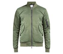 THOMAS - Bomberjacke - clover green