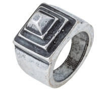 IRON - Ring - silver-coloured