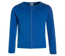 Strickjacke - blue