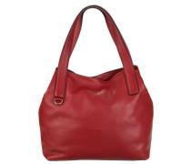 MILA 1102 Shopping Bag rosso