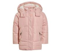 Winterjacke pink