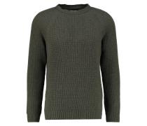 Strickpullover uniform green