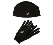 PERFORMANCE SET Fingerhandschuh performance black