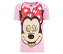MINNIE MOUSE TShirt print rosa