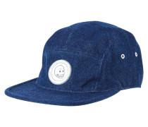 Cap rinsed blue