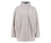 HOOVER Wollmantel / klassischer Mantel light grey