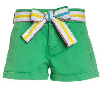 Jeans Shorts - green