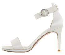 MIAMI High Heel Sandaletten offwhite
