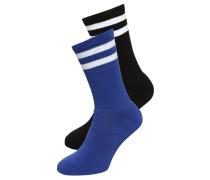 2 PACK Socken dark blue/black