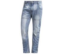 Jeans Straight Leg light blue denim