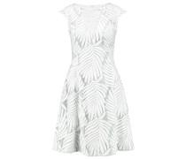 HEXA Cocktailkleid / festliches Kleid off white/pistachio