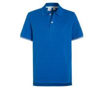 Poloshirt - blue streak