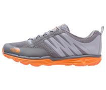 LITEWAVE TR II - Laufschuh Trail - dark gull grey/exuberance orange