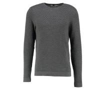 WEAVE Strickpullover grey