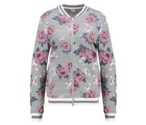 Nachtwäsche Shirt melange / rose