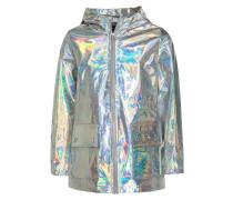 METALLIC RAINMAC - Regenjacke / wasserabweisende Jacke - silver