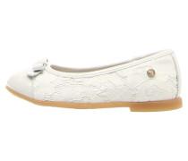 4076 - Klassische Ballerina - white
