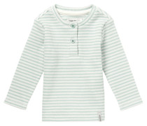 DISHMAN - Langarmshirt - grey mint