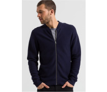 FRITZ Strickjacke navy