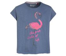 MIAMI - T-Shirt print - dusty blue