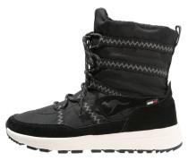 TISKA Snowboot / Winterstiefel black