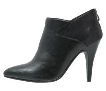 High Heel Stiefelette - noir