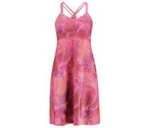 TARYN - Jerseykleid - neon berry day dream
