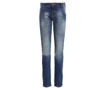 SALVA Jeans Straight Leg dark used