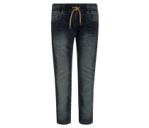 NITTHANK - Jeans Slim Fit - medium blue denim