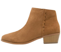 WRAP Ankle Boot brown