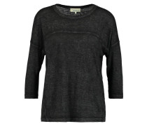Langarmshirt dark grey