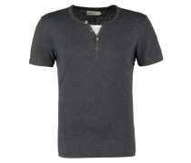 TShirt basic dark grey melange