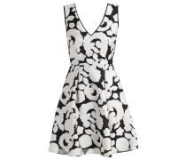 MIRIAH Cocktailkleid / festliches Kleid black/off white