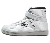 MOONWALKER - Sneaker high - silver